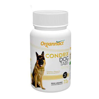 Suplemento Para Cachorro Organnact Condrix Dog Tabs 1200mg