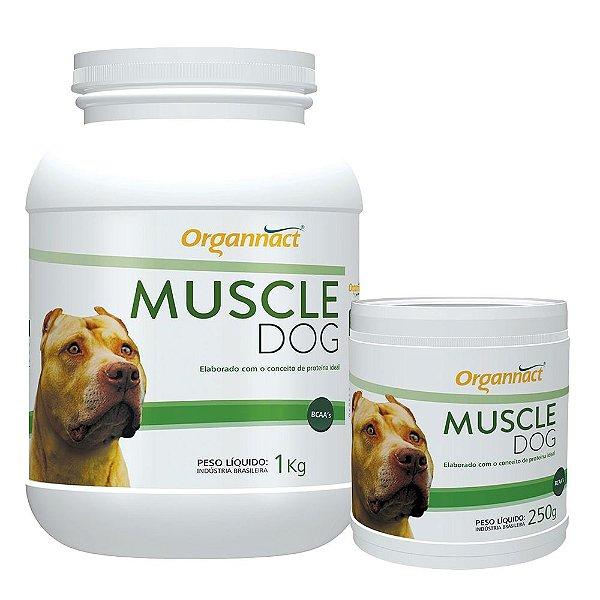 Suplemento Para Cachorro Organnact Muscle Dog