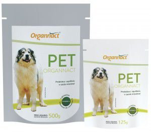 Suplemento Para Cachorro Organnact Pet 500g