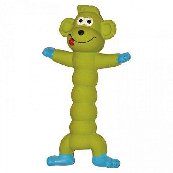 Brinquedo Para Cachorro Mordedor Latex Macaco
