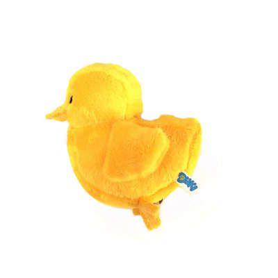 Brinquedos Para Cachorro Pelúcia Patinho Amarelo Duki