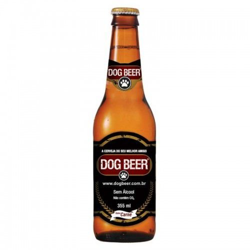 Cerveja para Cachorro Dog Beer Frango