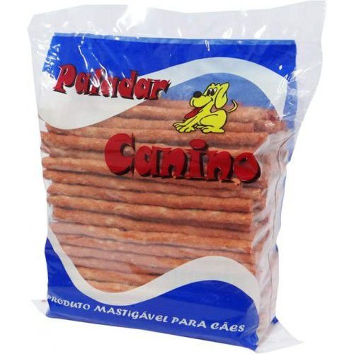 Osso Para Cachorro Palito Flex Carne 500g