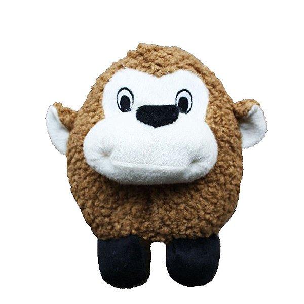 Brinquedos Para Cachorro Pelúcia PatchWork Pet Macaco
