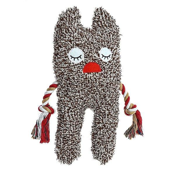 Brinquedos Para Cachorro Pelúcia PatchWork Pet Freckles Graybar