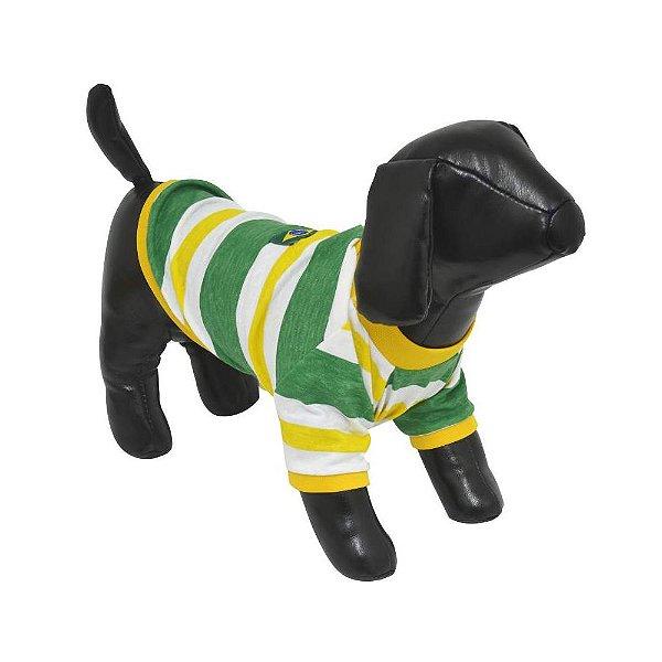 Camiseta Para Cachorro São Pet Brasil