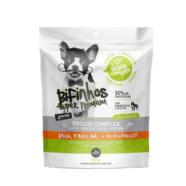 Bifinhos The French Co Super Premium Veggie Complex 300g