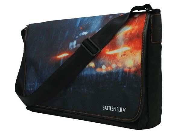 Mochila Razer Messenger Bag Battlefield 4 Case