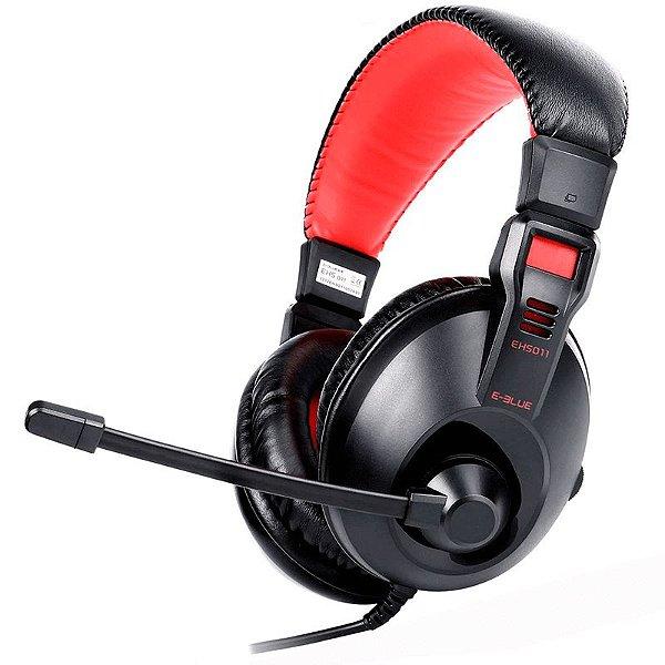 Fone Headset E-Blue Conqueror I Preto