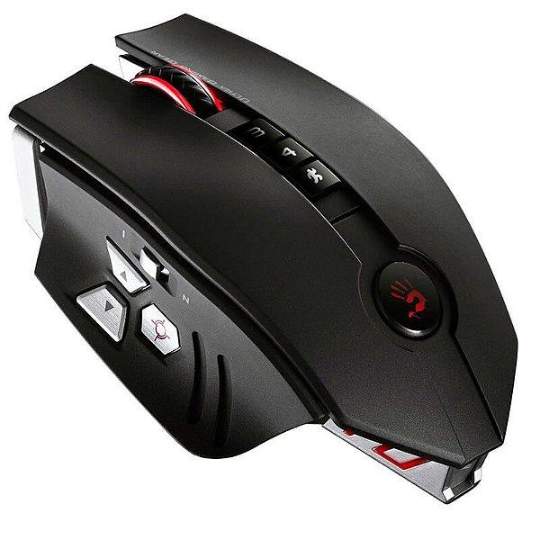 Mouse Bloody ZL50A 8200 CPI - Switch Optico + 11 botões + 1ms + Macro (Ultra Core 4 Ativado)