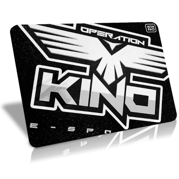 Mousepad WinPad Operation Kino eSports Speed Médio (36cm x 28cm x 0,3cm)