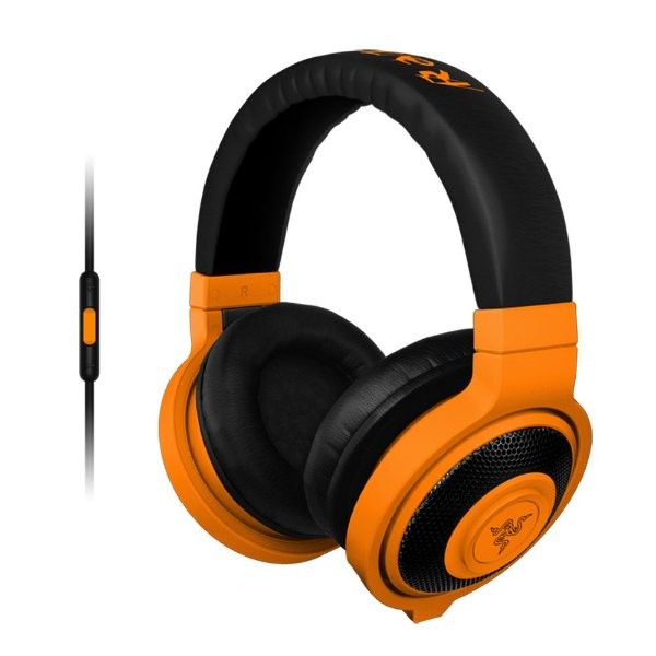 Razer Kraken MOBILE Orange