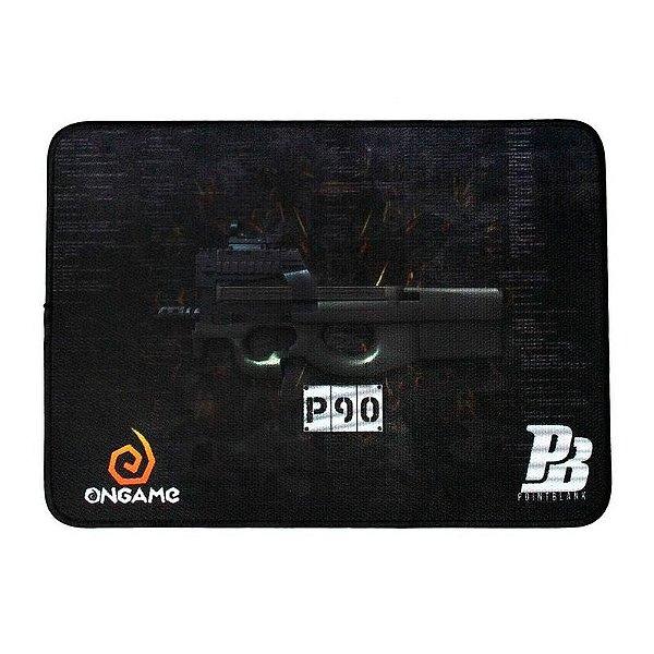 Mousepad Point Blank ENIPANZER (Oficial) - P90 Médio Control (25cm x 35cm x 0,3cm)