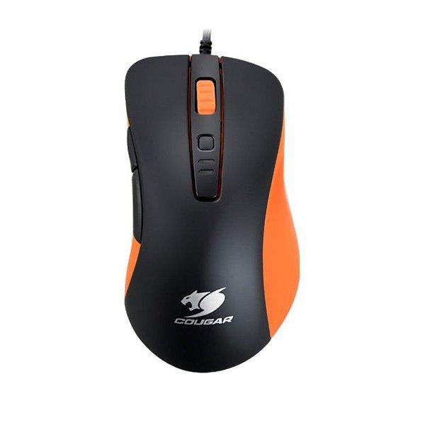 Mouse Gamer Cougar 300M - Orange