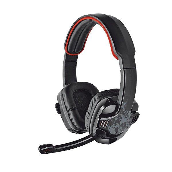 Fone de Ouvido Headset Gaming Surround 7.1 - GXT 340
