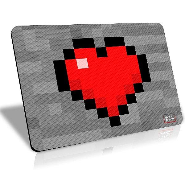 Winpad Minecraft I love my craft Control Médio (36x28)