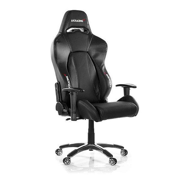 Cadeira AKRACING PREMIUM V2 - Cabon Black