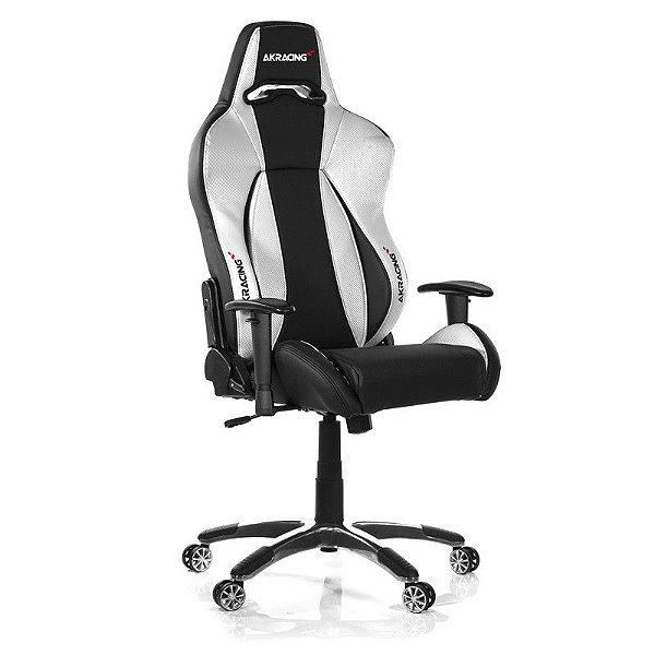 Cadeira AKRACING PREMIUM V2 - Silver