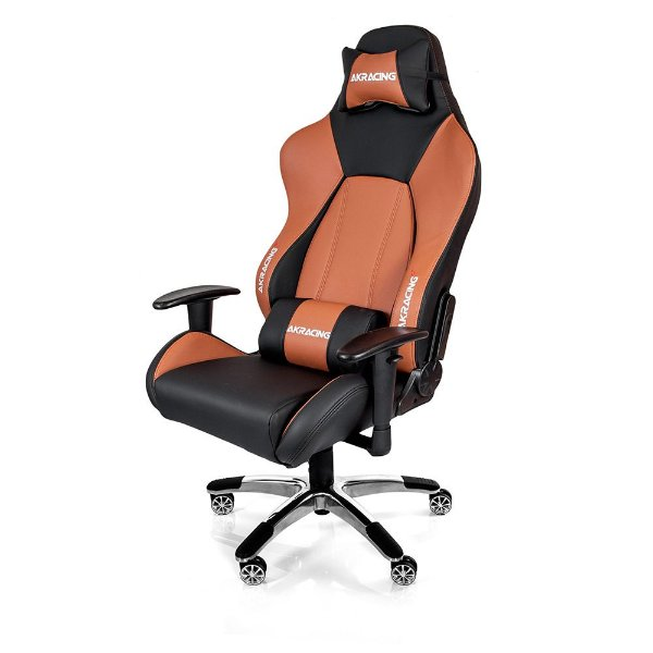 Cadeira AKRACING PREMIUM V2 - Black Brown