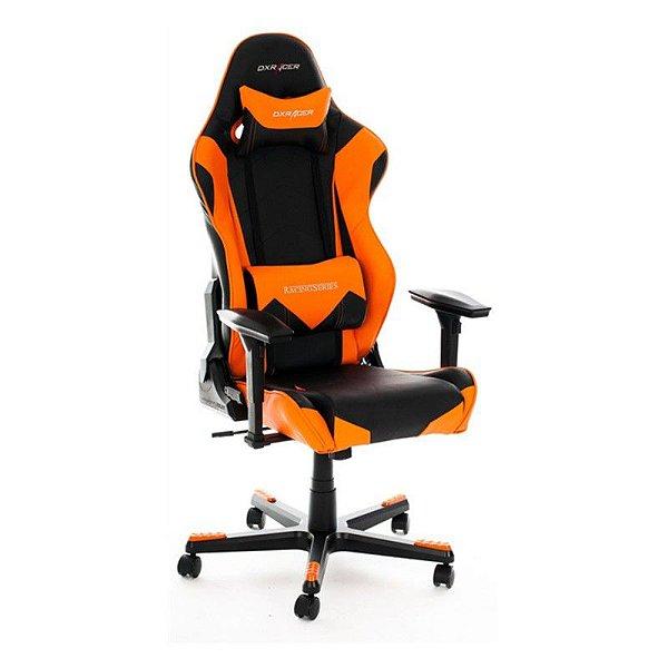 Cadeira DXRacer R-Series OH/RF0/NO Laranja