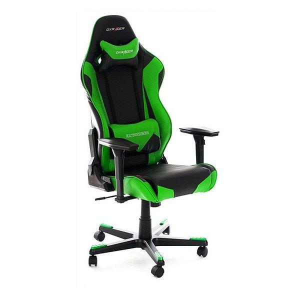 Cadeira DXRacer R-Series OH/RF0/NE Verde