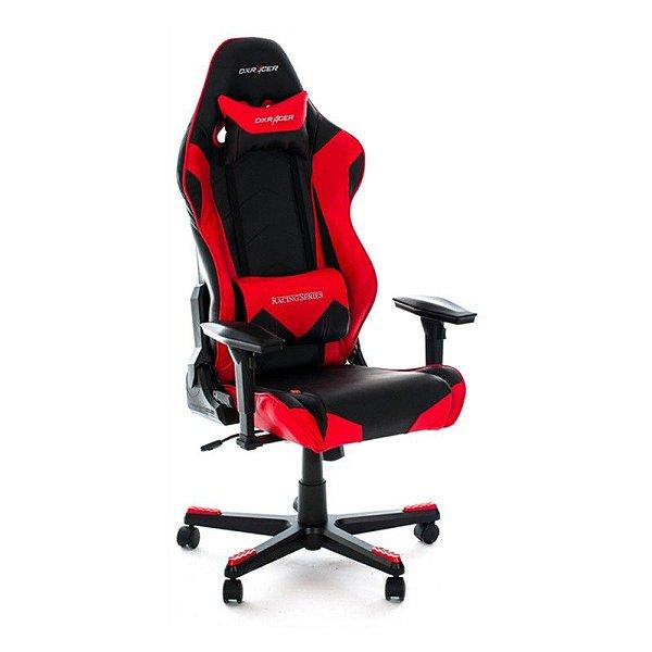 Cadeira DXRacer R-Series OH/RF0/NR Vermelha