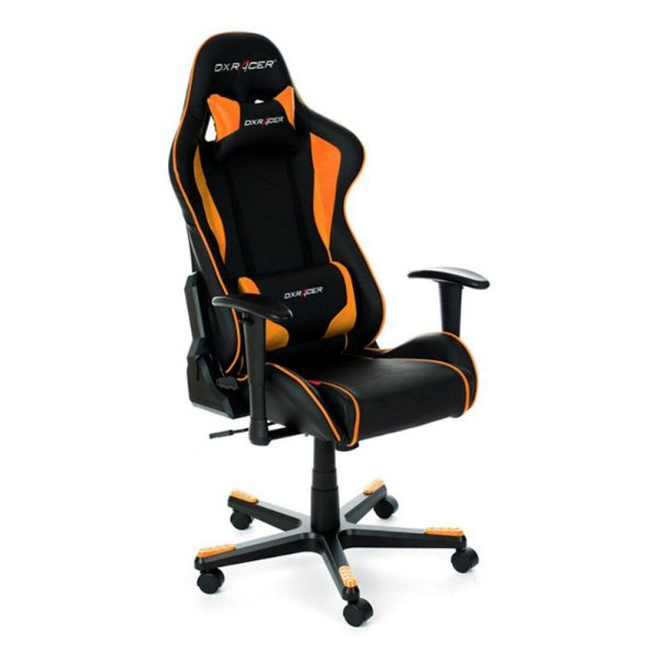 Cadeira DXRacer F-Series OH/FE08/NO Laranja