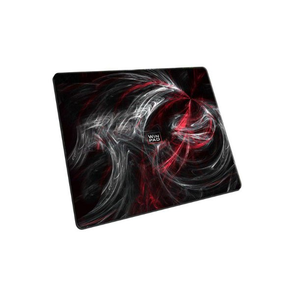 Mousepad Gamer WinPad AURA Red Mini Control (23cm x 19cm x 0.3cm)