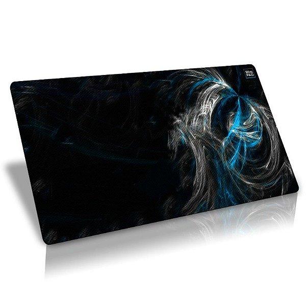 Mousepad Gamer WinPad AURA Blue Extended Control (95cm x 40cm x 0.3cm)