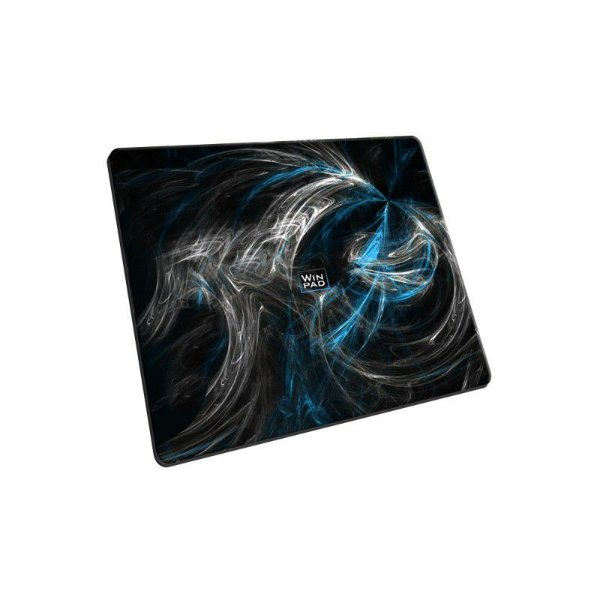 Mousepad Gamer WinPad AURA Blue Mini Control (23cm x 19cm x 0,3cm)