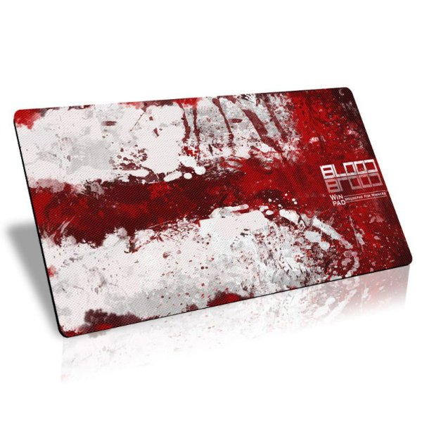 Mousepad Gamer WinPad Blood Extended Control (95cm x 40cm x 0,3cm)