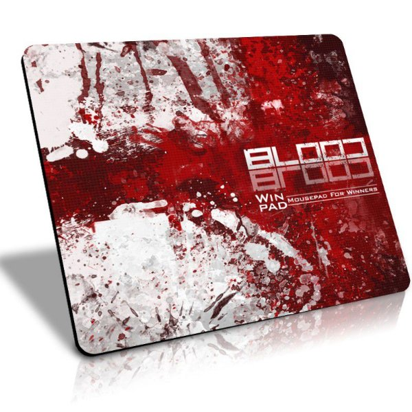 Mousepad Gamer WinPad Blood Grande Speed (45cm x 40cm x 0,3cm)