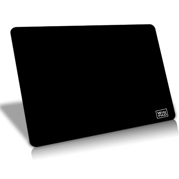 Mousepad Gamer WinPad Power Black Médio Speed (36cm x 28cm x 0,3cm)