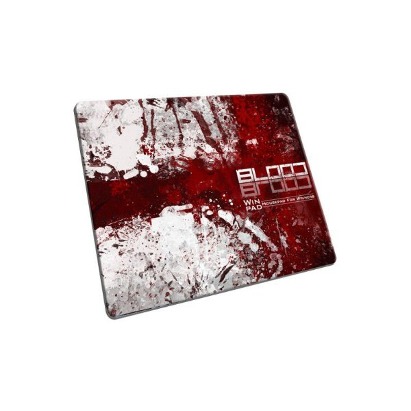 Mousepad Gamer WinPad Blood Mini Control (21cm x 19cm x 0,3cm)
