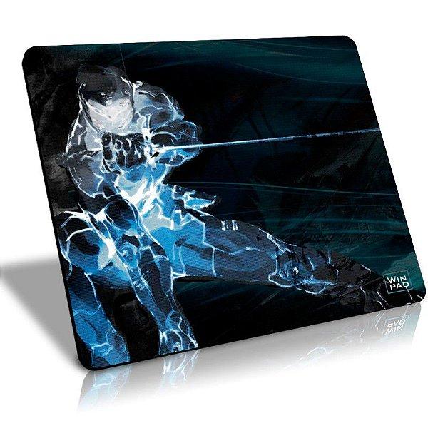 Mousepad Gamer WinPad Eliminate Grande Speed (45cm x 40cm x 0,3cm)