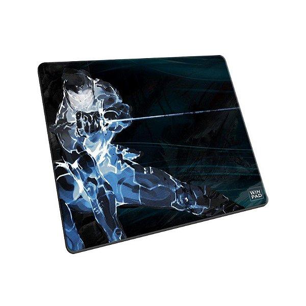 Mousepad Gamer WinPad Eliminate Pequeno Control (30cm x 21cm x 0,3cm)
