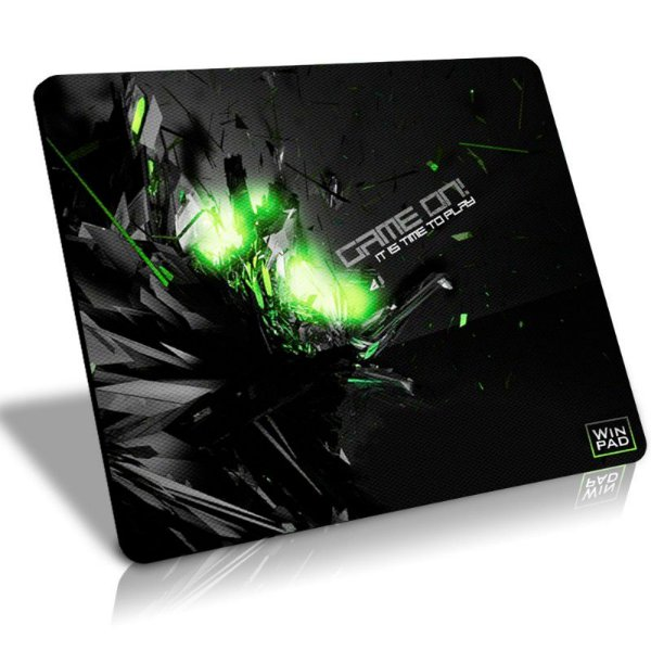 Mousepad Gamer WinPad GameON! Grande Control (45cm x 40cm x 0,3cm)