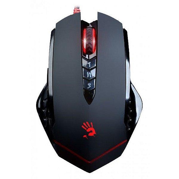 Mouse A4Tech X7 Bloody V8MA 3.200 DPI (Ultra Core 3 Ativado)