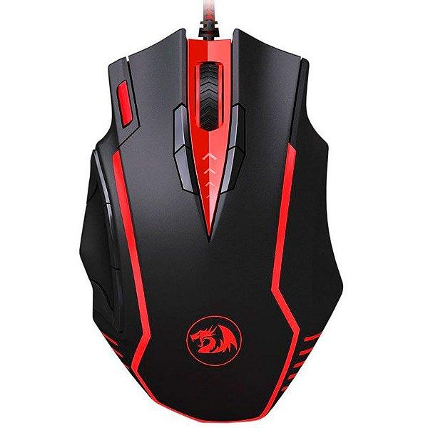 Mouse RedDragon Samsara 16400 DPI (Full RGB Colors + Macro)