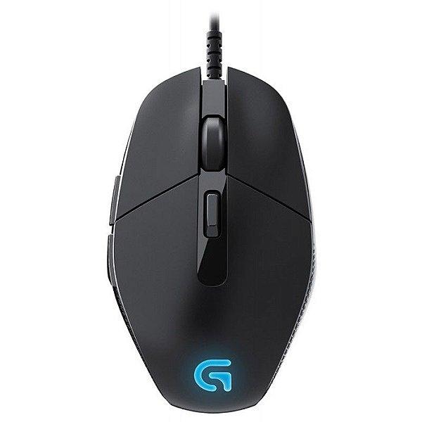 Mouse Logitech G302 Daedalus Prime MOBA Gaming Mouse 4.000 DPI