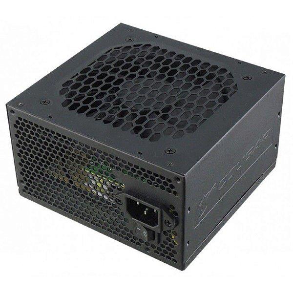 Fonte Cougar SL 500W ATX12V Power Supply Haswell Ready  Eficiência 80%
