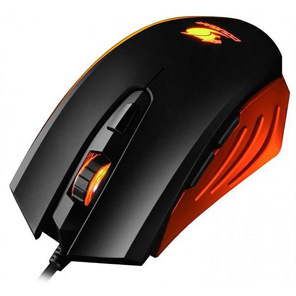 Mouse Cougar 200M Optical Black / Orange 2000 DPI