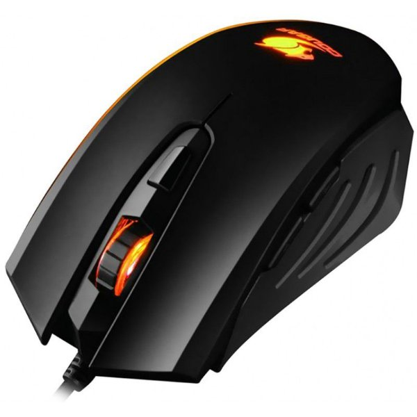 Mouse Cougar 200M Optical Black - 2.000 DPI