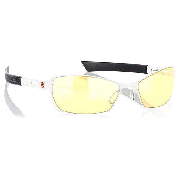 Óculos Gunnar SteelSeries Scope Snow Carbon