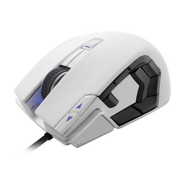 Mouse Corsair Vengeance M95 Laser Gaming - 15 Botões 8200 DPI White