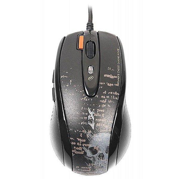 Mouse A4Tech F5 X7 V-Track 3.000CPI Gaming