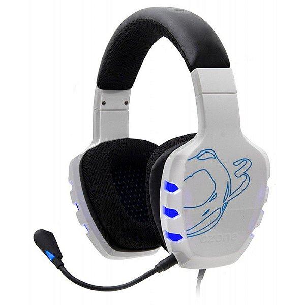 Fone Ozone Rage ST White Headset