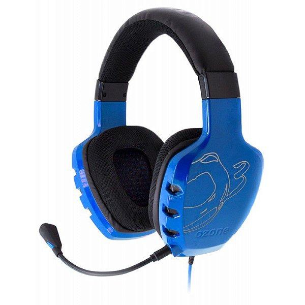 Fone Ozone Rage ST Blue Headset