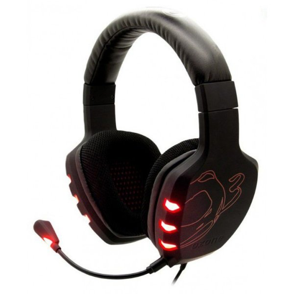 Fone Ozone Rage 7HX Headset USB Surround 7.1