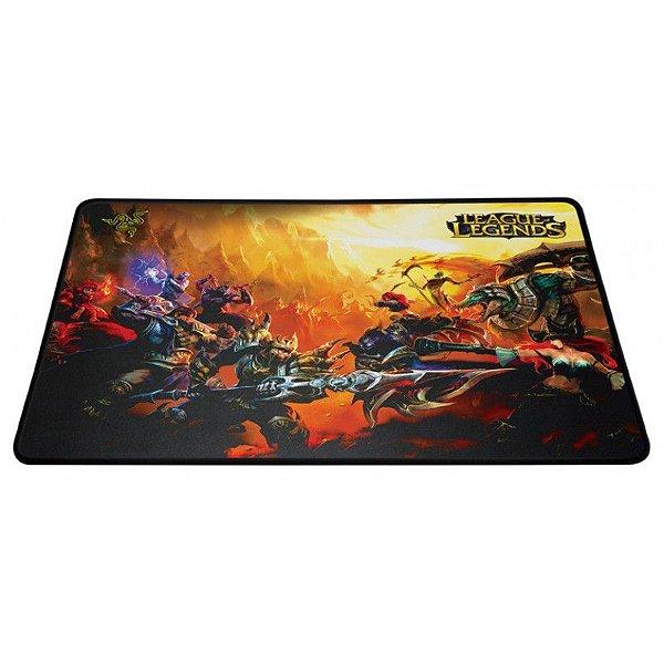 Mousepad Razer Goliathus V2 Speed League of Legends Edition (Médio)